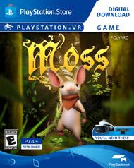 Capa de Moss