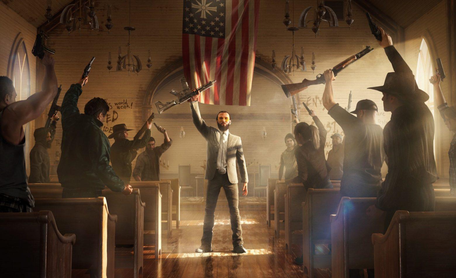 Far Cry 5 de feriado [Gameplay]