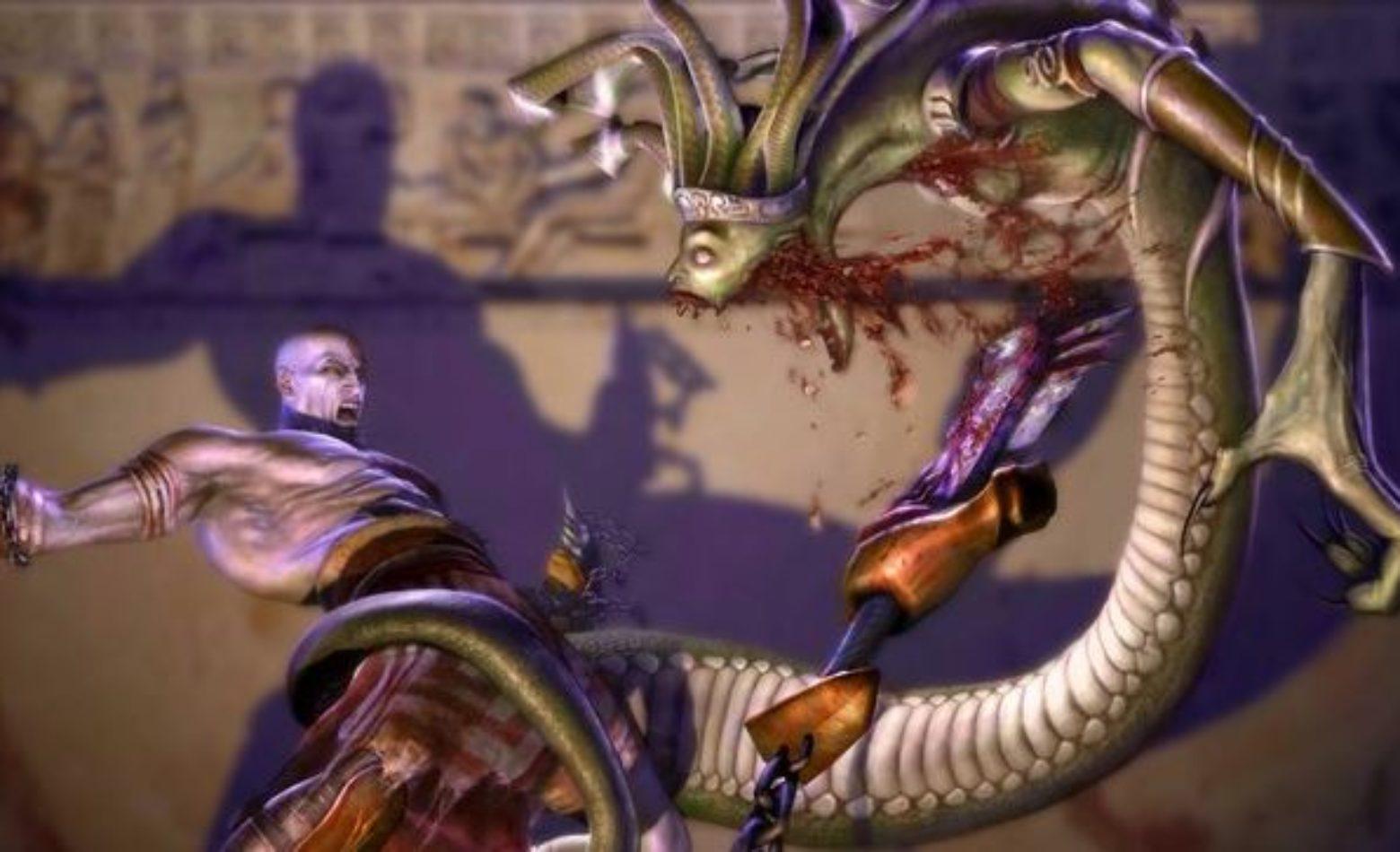 Recuperando o fôlego na zeratina de God of War [Gameplay]