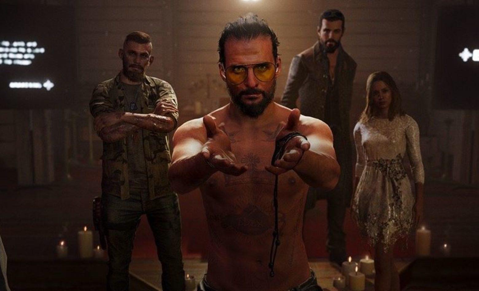O sacrifício final em Far Cry 5 [Gameplay]