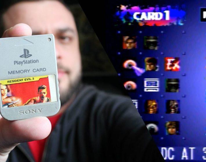 Encontrando um memory card perdido há 14 anos