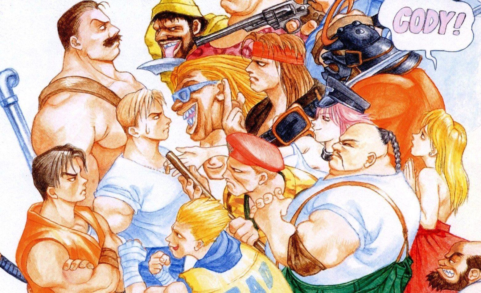 Final Fight, o clássico dos arcades do começo ao fim! [Gameplay]