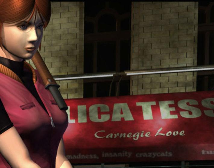 Resident Evil 2 e o cenário B de Claire Redfield [Gameplay]