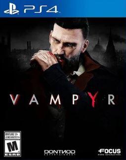 Capa de Vampyr