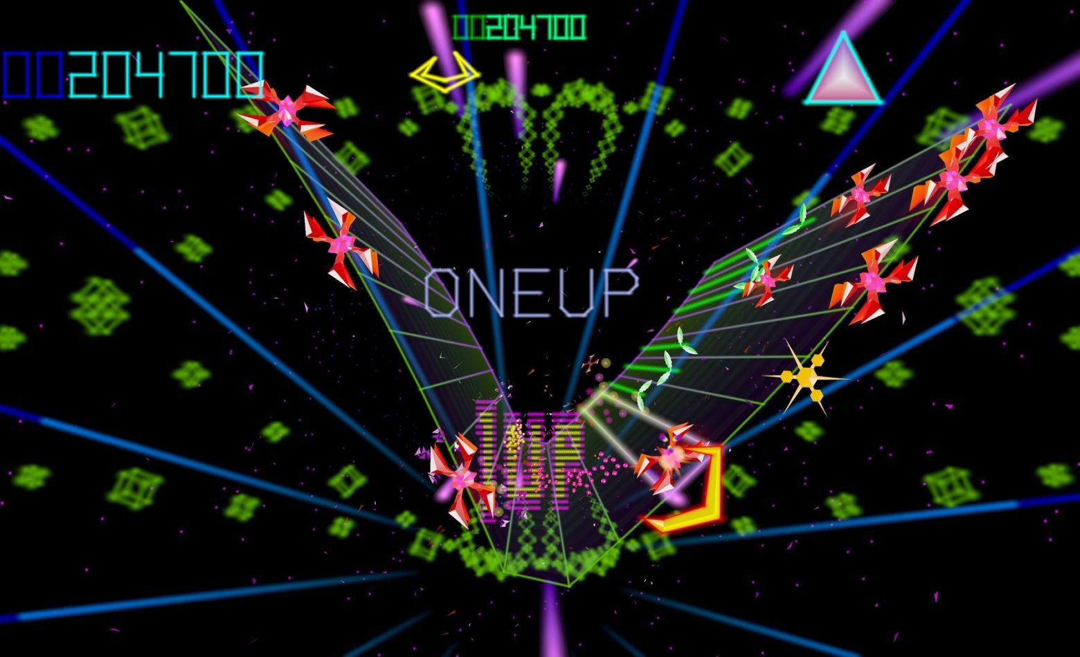 Baseado em jogo popular de arcade, Tempest 4000 está disponível no PS4 e Xbox One