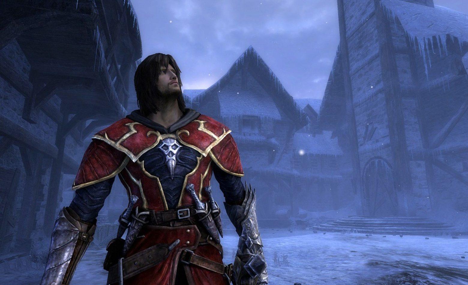 De volta a Castlevania: Lords of Shadow [Gameplay]