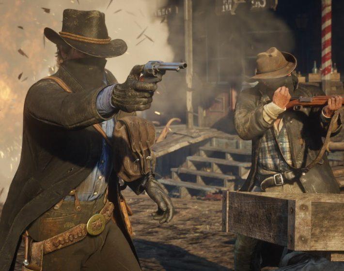 Red Dead Redemption 2 chegou! [Gameplay]