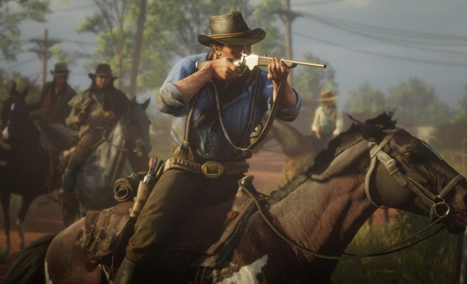 De volta ao mundo de Red Dead Redemption 2 [Gameplay]