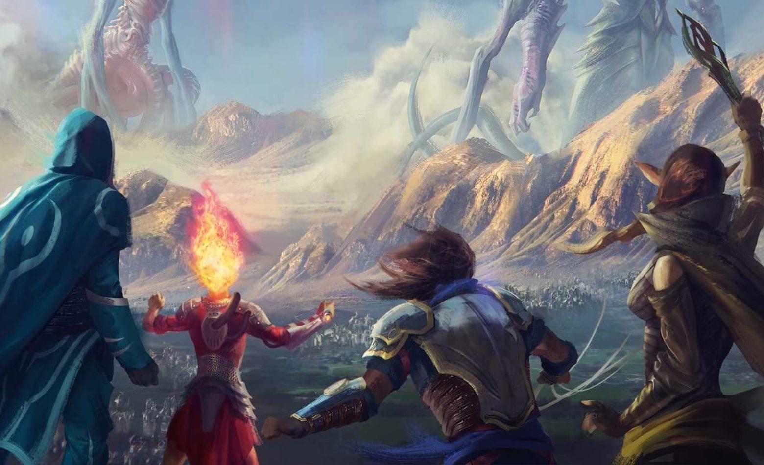 Aprendendo a jogar Magic: The Gathering – Puzzle Quest [BGS 2018]