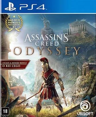Capa de Assassin's Creed Odyssey