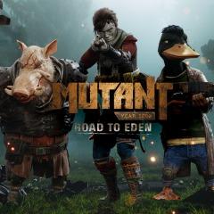 Capa de Mutant Year Zero: Road to Eden