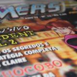 Resident Evil 2, um passeio pelas antigas revistas de games