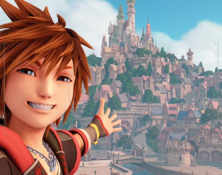 Abrindo o coração dos reinos em Kingdom Hearts 3 [Gameplay]