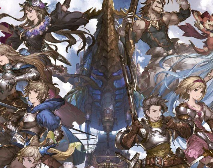 Granblue Fantasy: imensidão azul