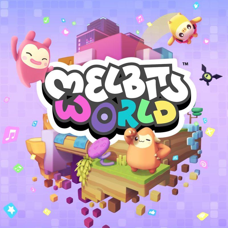 Capa de Melbits World