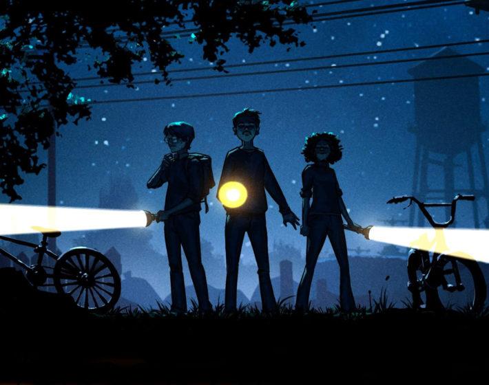 The Blackout Club: fique de olhos bem fechados [Gameplay]
