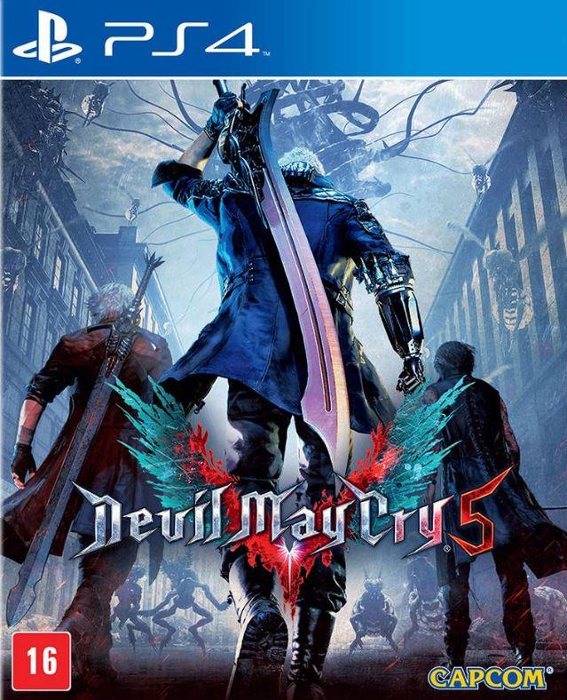 Capa de Devil May Cry V