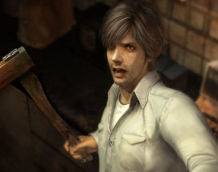 silent hill 4 the room gameplay